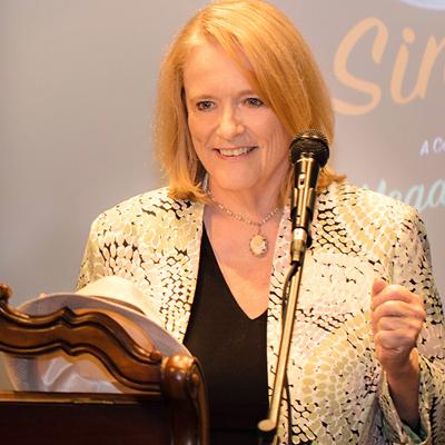 September Guest Speaker: Megan Edwards